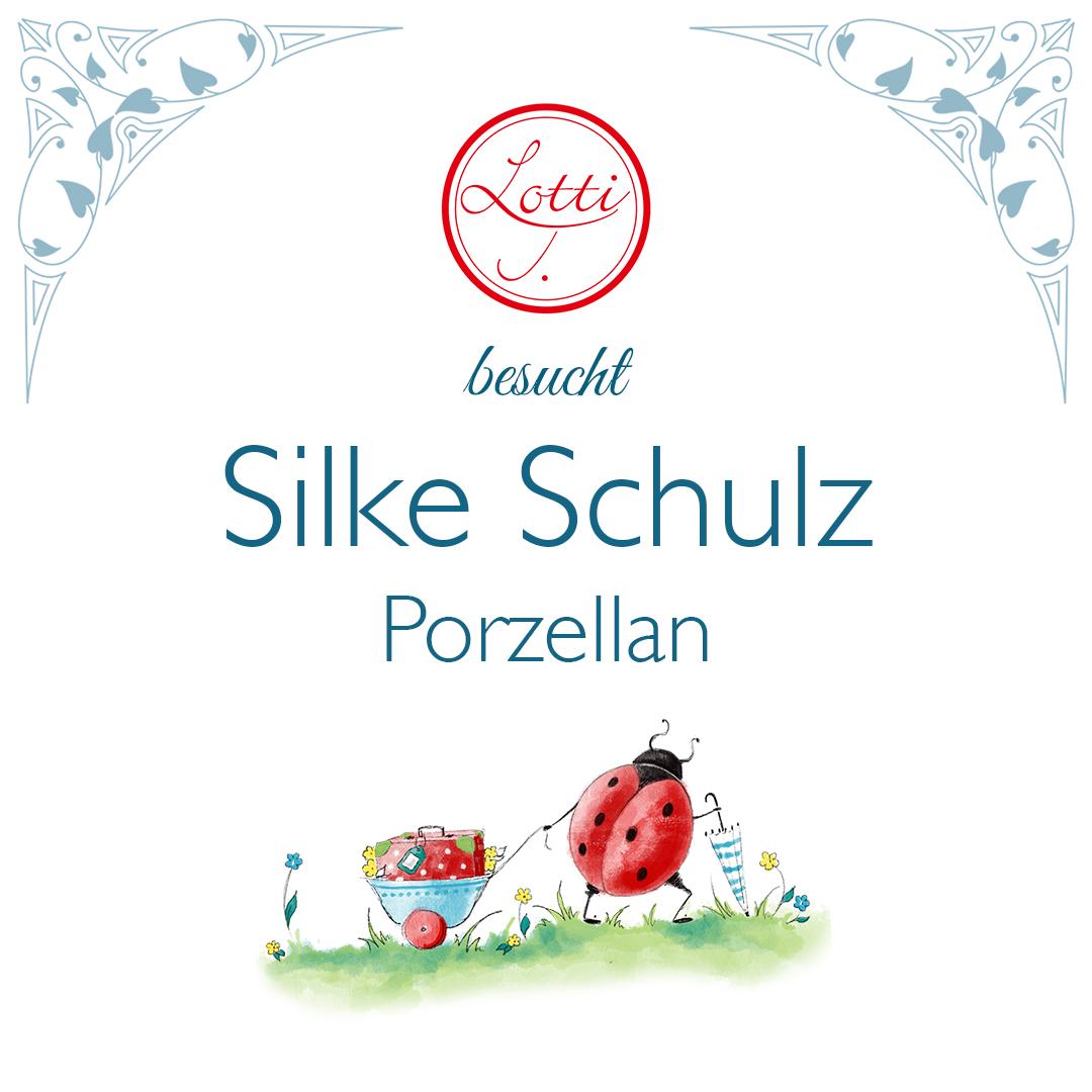 Lotti besucht Silke-Schulz-Porzellan