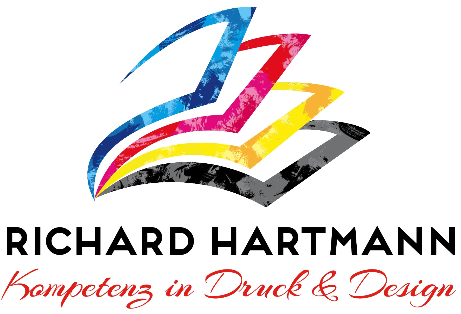Eilige Visitenkarten Druckerei Richard Hartmann