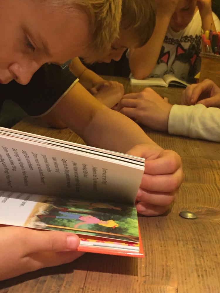 Leselust - wie leise es im Schmalen Haus sein kann
