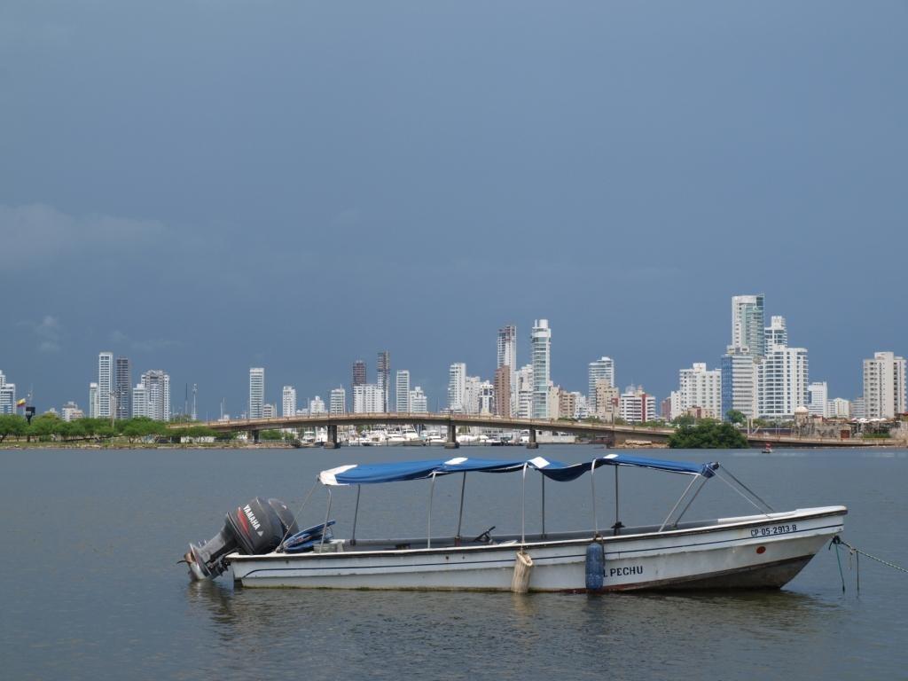 Willkommen in Cartagena