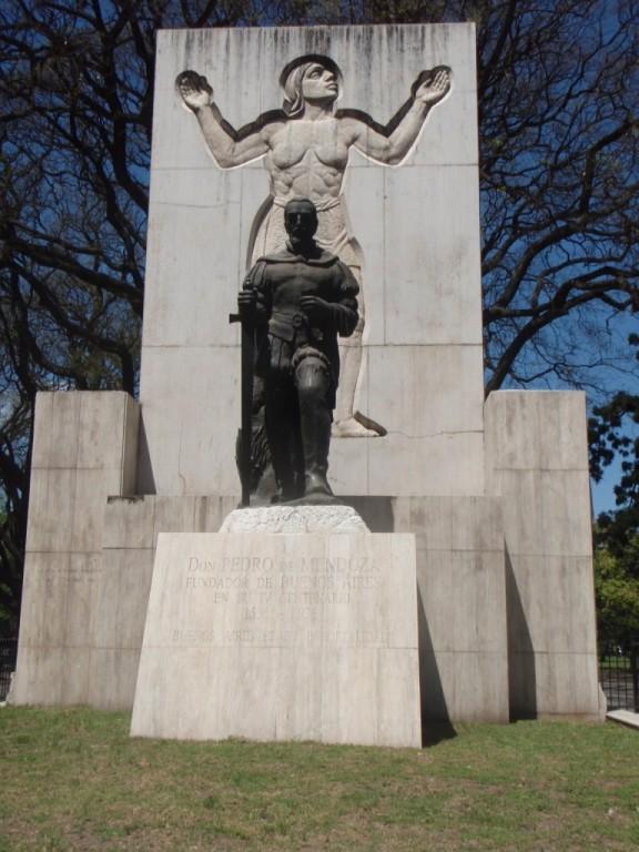Don Pedro de Mendoza. Der erste Mann in Buenos Aires