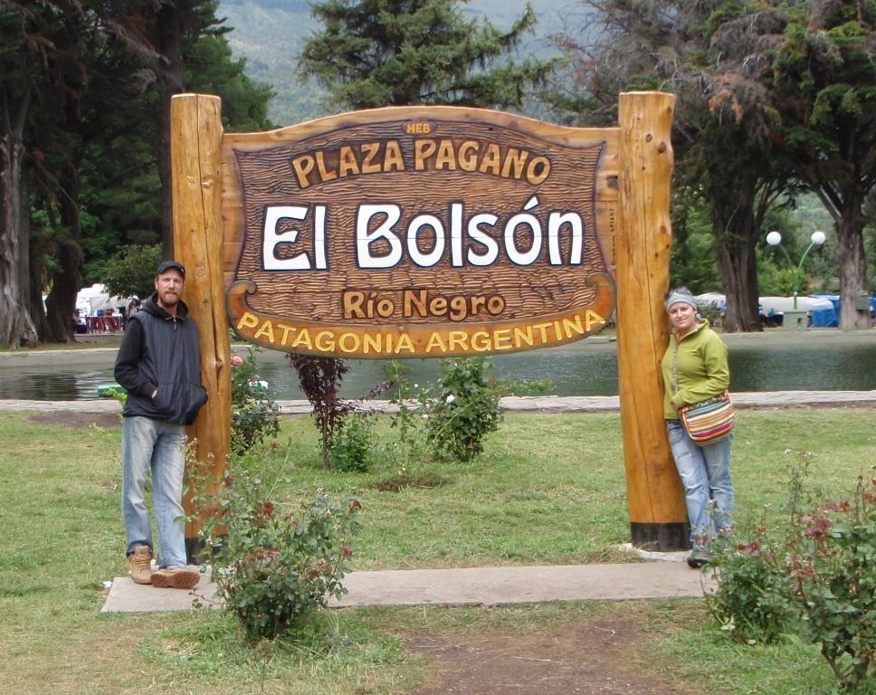 Wir sind in DEM Hippiedorf von Argentinien angekommen