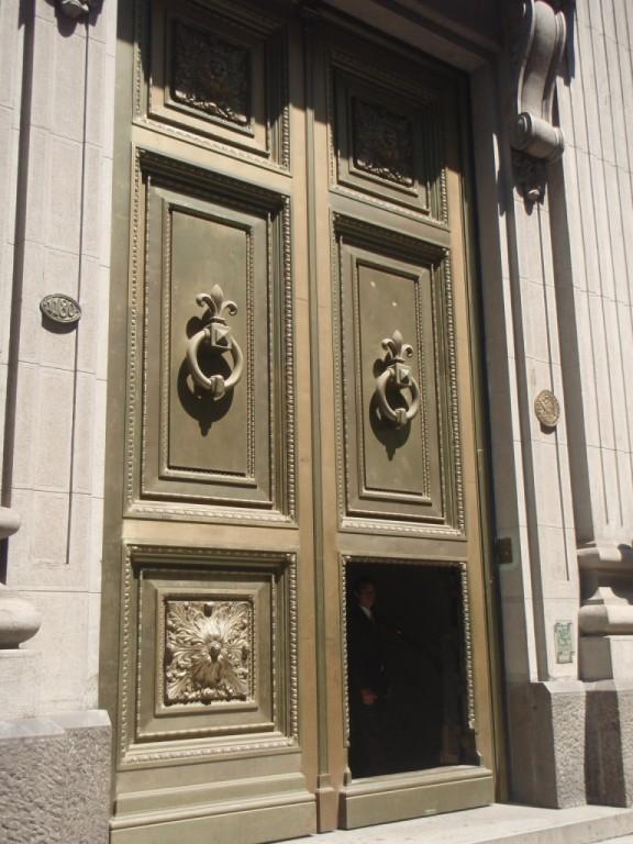 Die Tür in der Tür