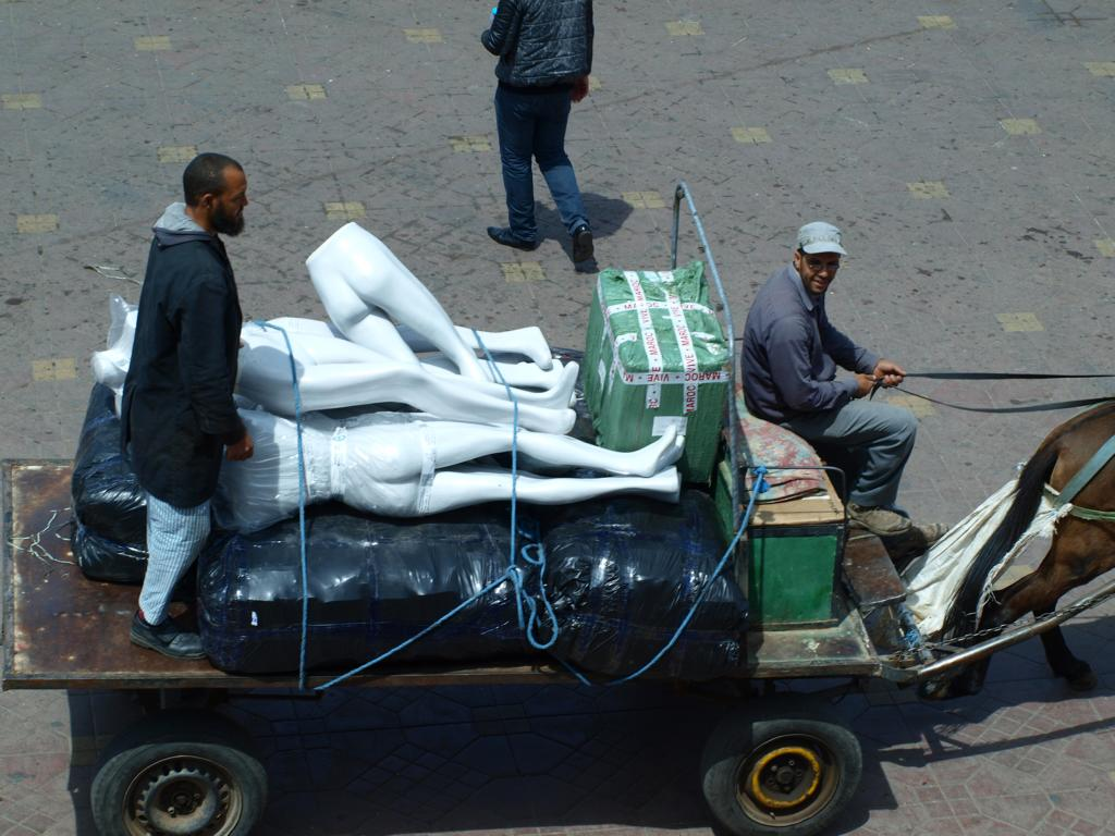 Marokkotransport