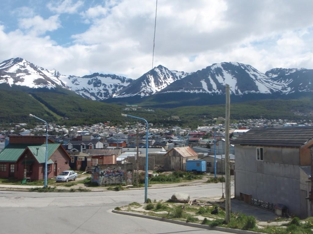 Ushuaia. Die südlichste Stadt der Welt! Nun gehts nur noch gen Norden!