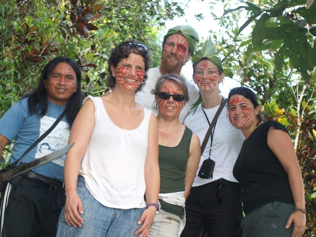 die lustige Dschungelgruppe
