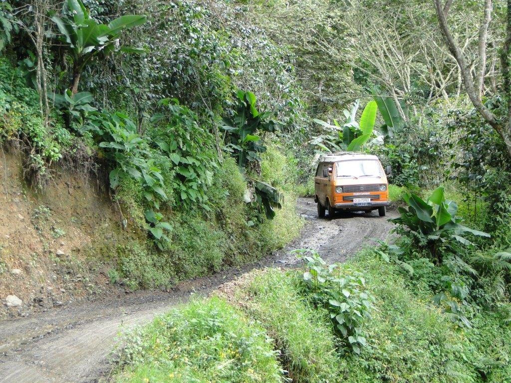 wunderschöne und abenteuerliche Strecke zum Machu Picchu