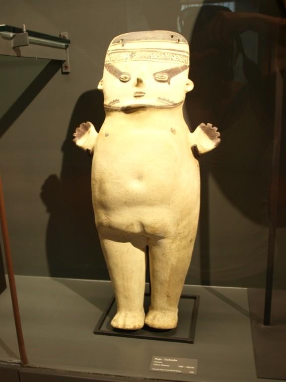 Im Museum....