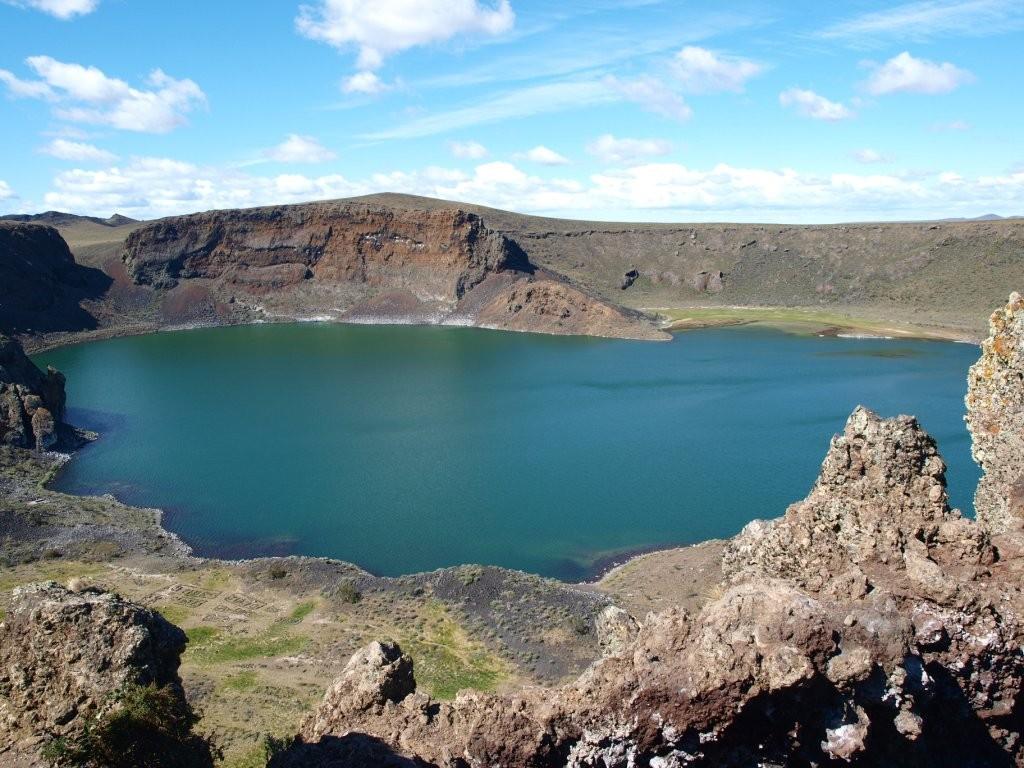 Laguna Azul....