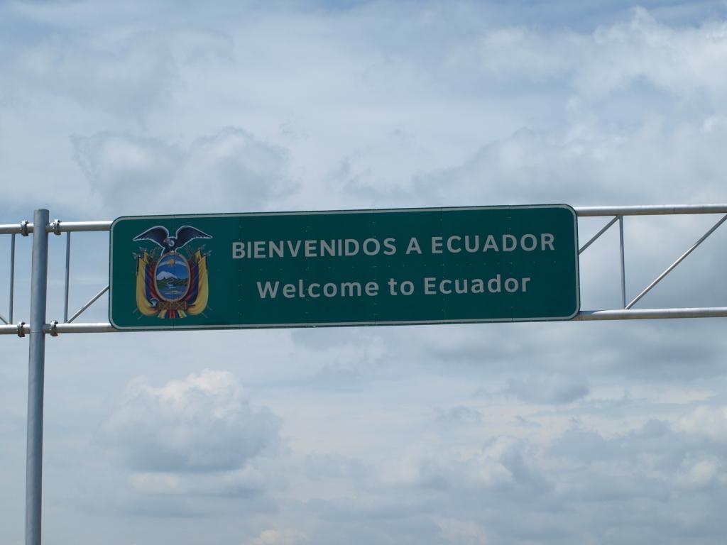 unser viertes Land, Ecuador