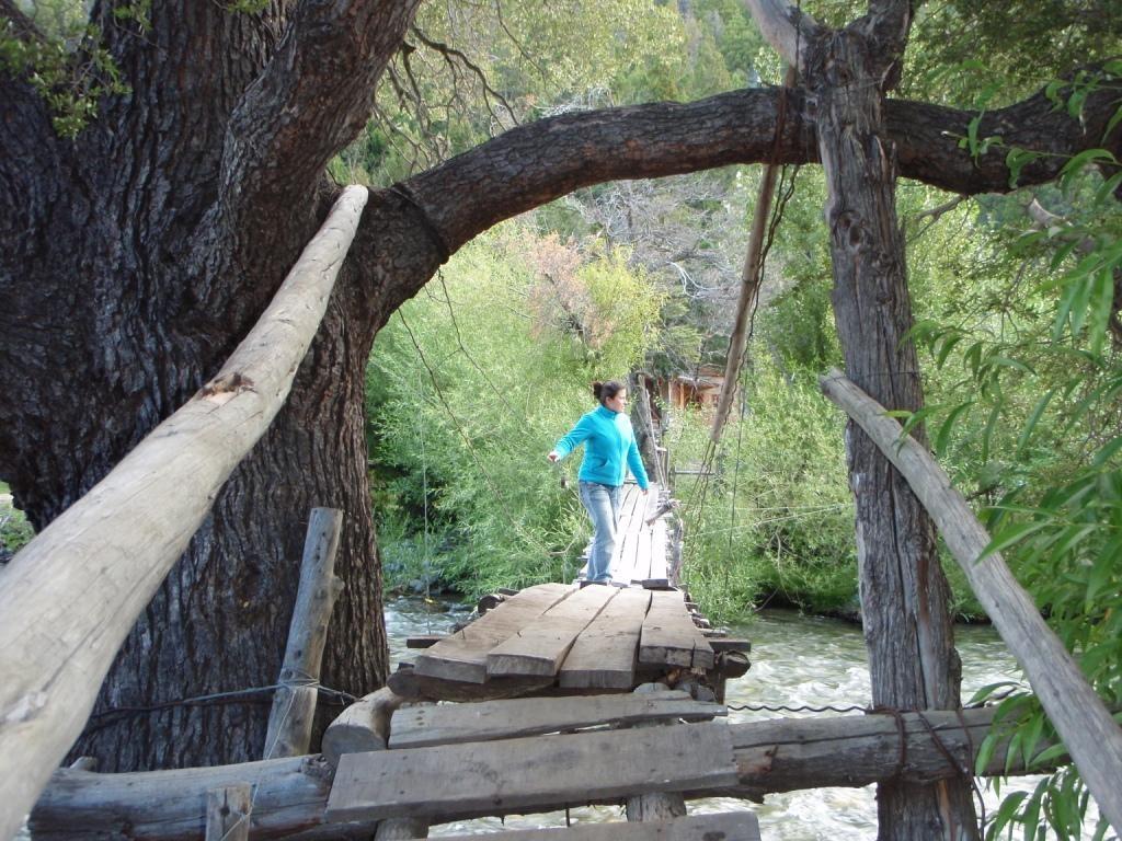 Hängebrücken finde ich cool