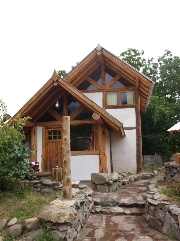 Das Zuhause von Markus und Carolina...