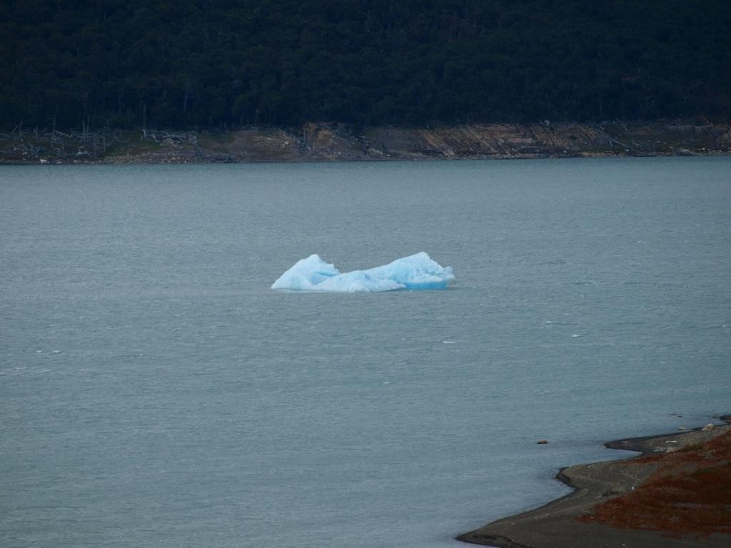 Vorgeschmack auf den Perito Moreno Gletscher