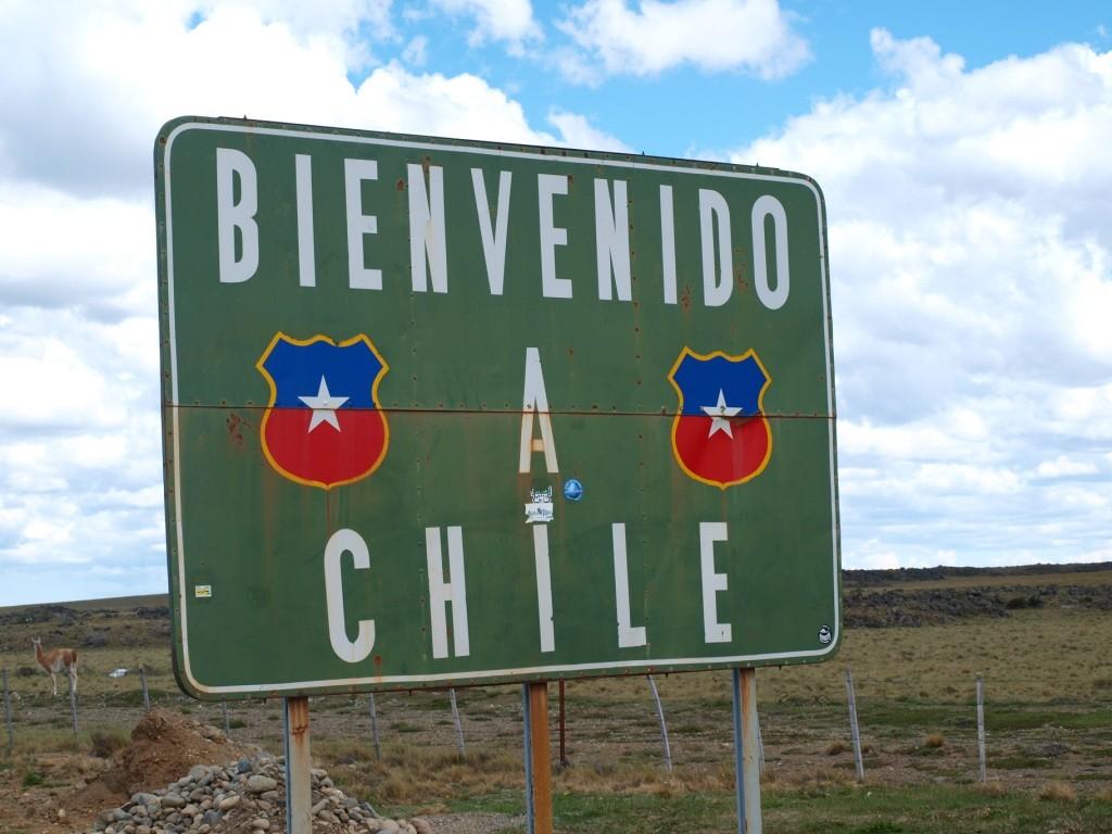 Nach Feuerland führt der Weg nur über Chile. Aus Argentinien ausreisen, in Chile einreisen, aus Chile ausreisen und in Argentinien wieder einreisen. Und alles innerhalb 24 Stunden