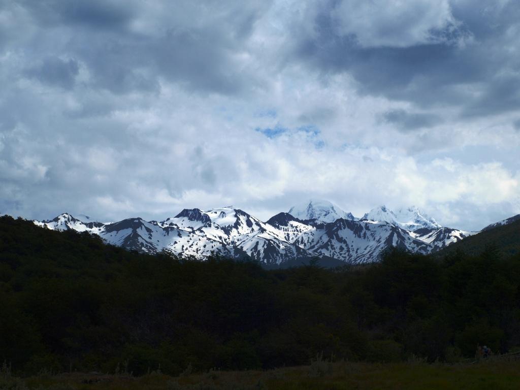 mit tollem Bergpanorama