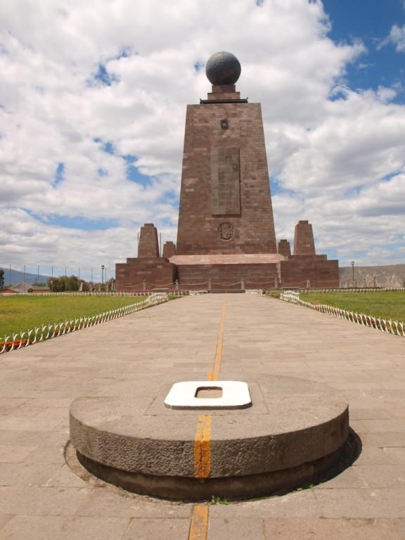 Dieses Monument liegt 243m daneben, laut GPS