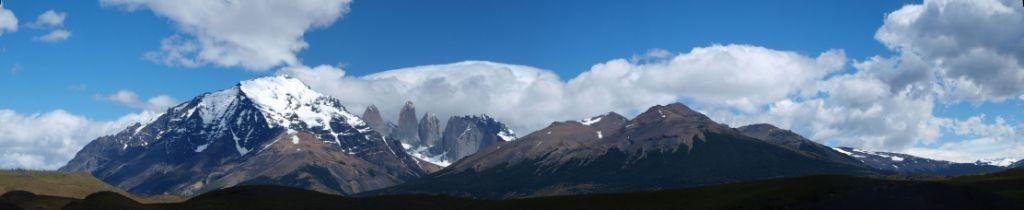und dann die Wolken