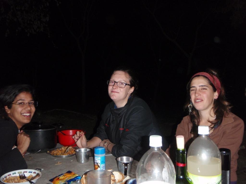 unser interkultureller Abend mit Menschen verschiedenster Herkunft