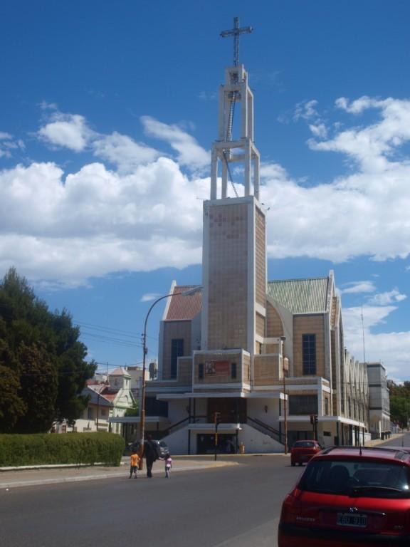 laut Lonley Planet die wahrscheinlich hässlichste Kathedrale der Welt, wir fanden es also nicht so schlimm