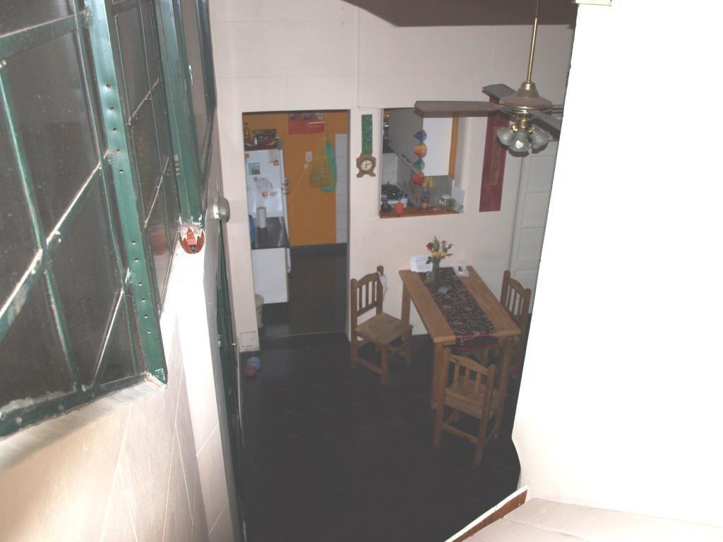 der Essbereich und die Küche