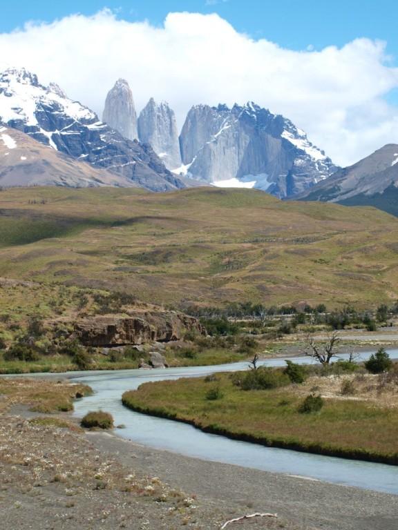 Die Torres, im  Nationalpark....