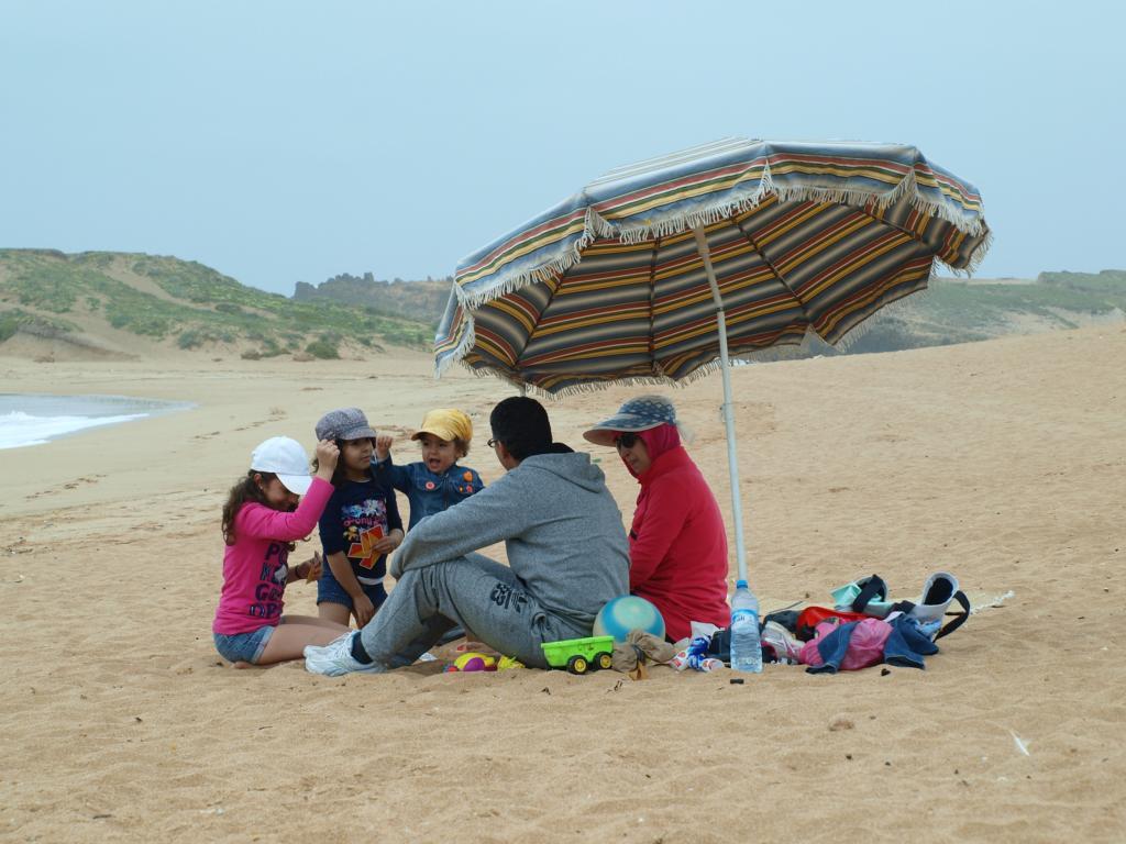 Picknick marocaine