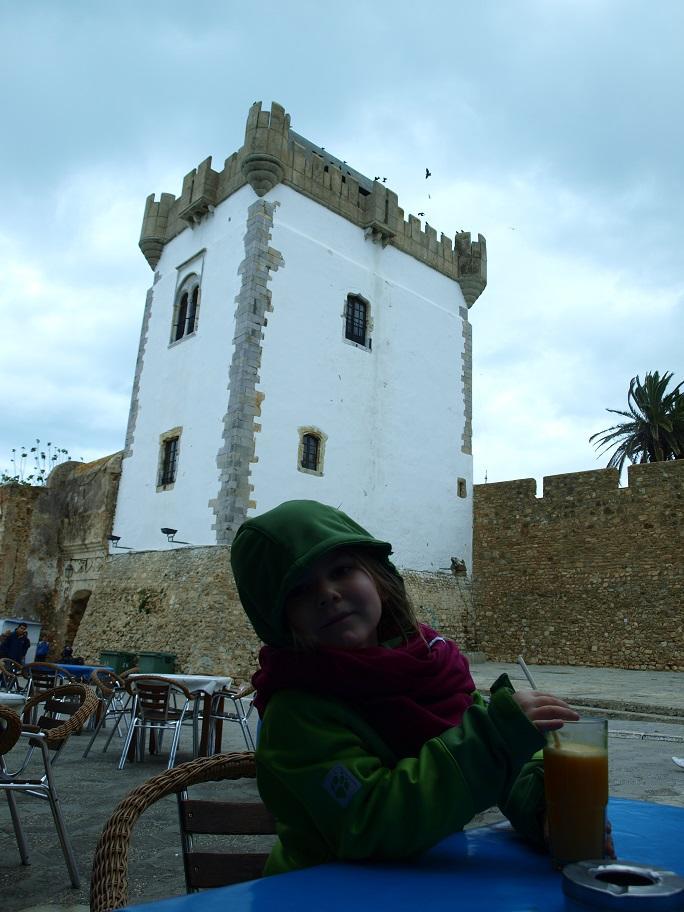 Unser erster marokkanischer Pfefferminztee
