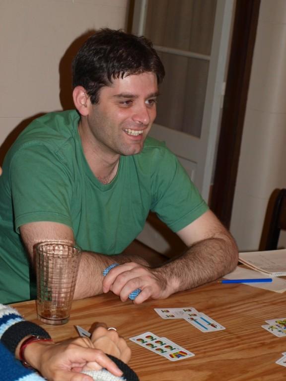 """Rolando erklärt uns das argentinische Kartenspiel:""""Truco"""""""