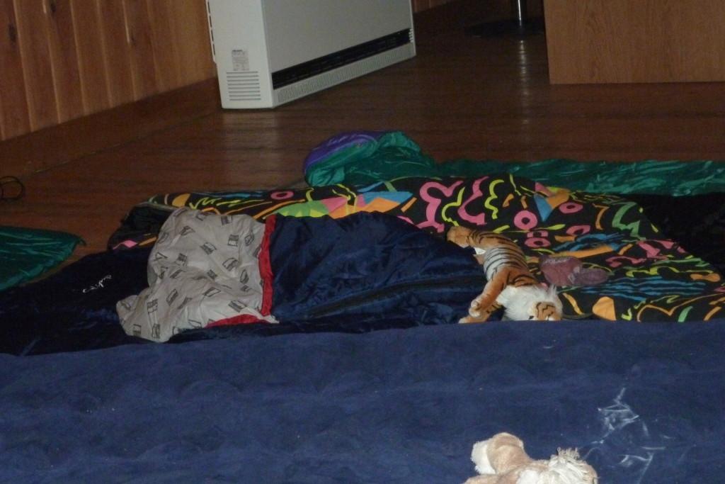unser Schlafgemach