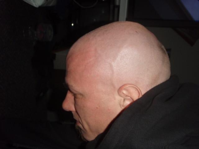 letzte Rasur für hmm längere Zeit?