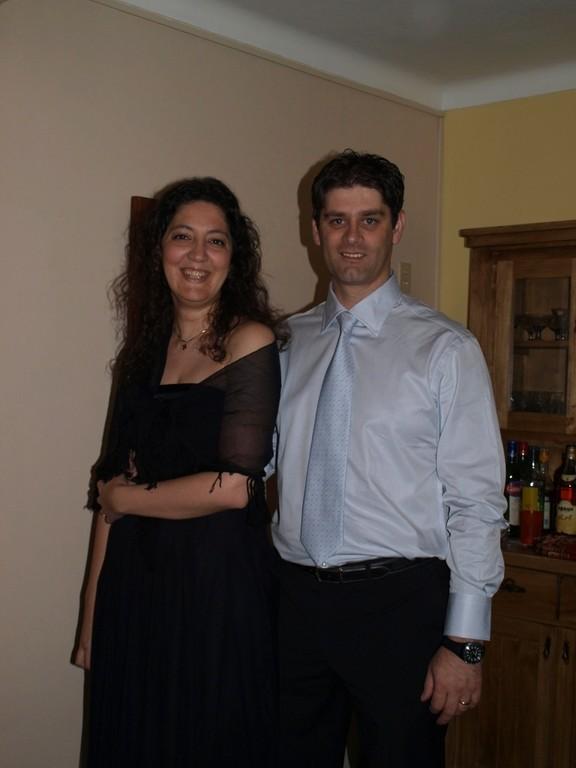 In Buenos Aires durften wir bei Flor und Rolando wohnen