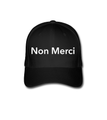 """NON MERCI"" CAP"