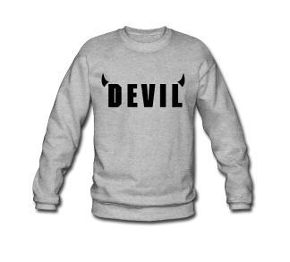 """""""DEVIL"""" SWEATER FOR MEN 19€"""