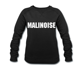 """MALINOISE CITY"" SWEATER 75€"