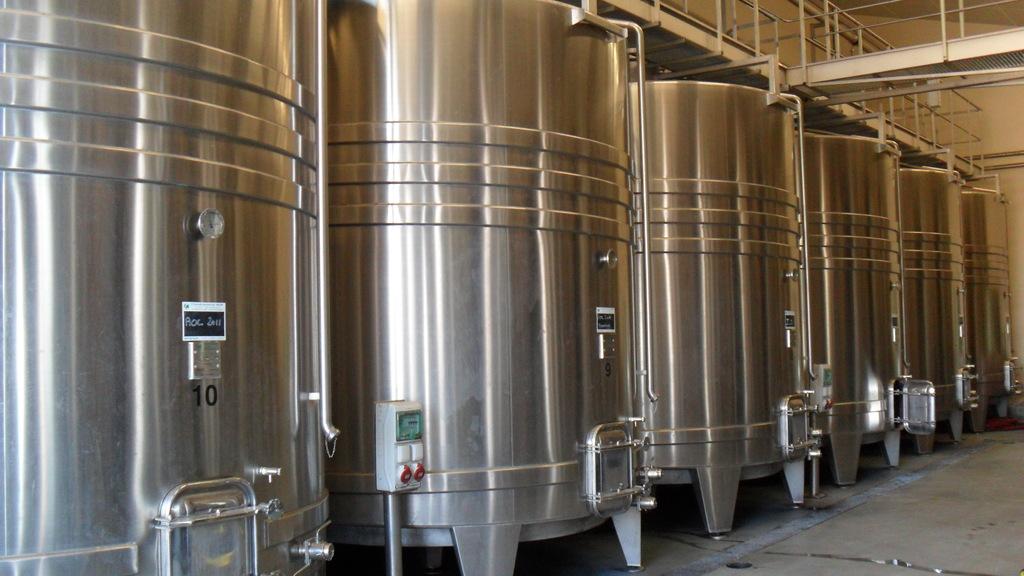 La conservation du vin