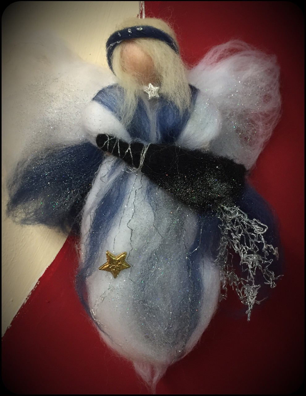 Märchenfeen aus Filzwolle