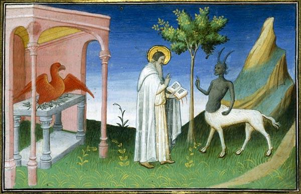 Livres des Merveilles Jean de Mandeville 1410-1412 , Atelier du Maître de Mazarine Bnf dpt manuscrits français 2810 fol.151
