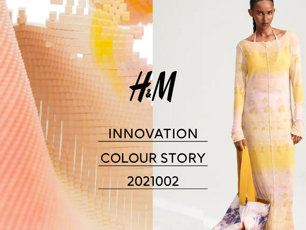 H&M Innovation Colour Story: il progresso è in technicolor