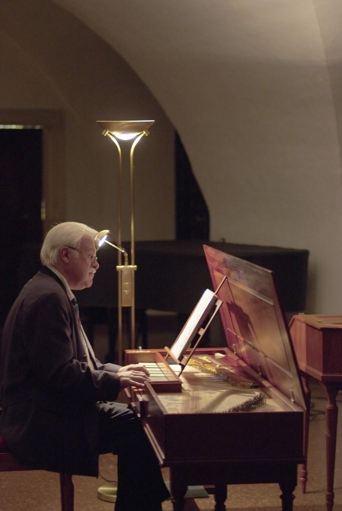 Richard Fuller, Clavichord