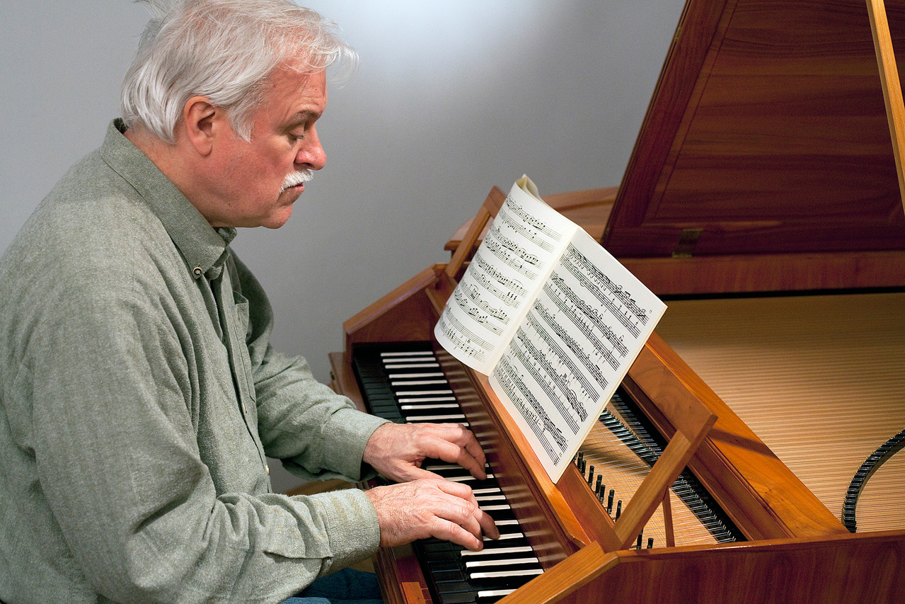 Richard Fuller, Stein Fortepiano
