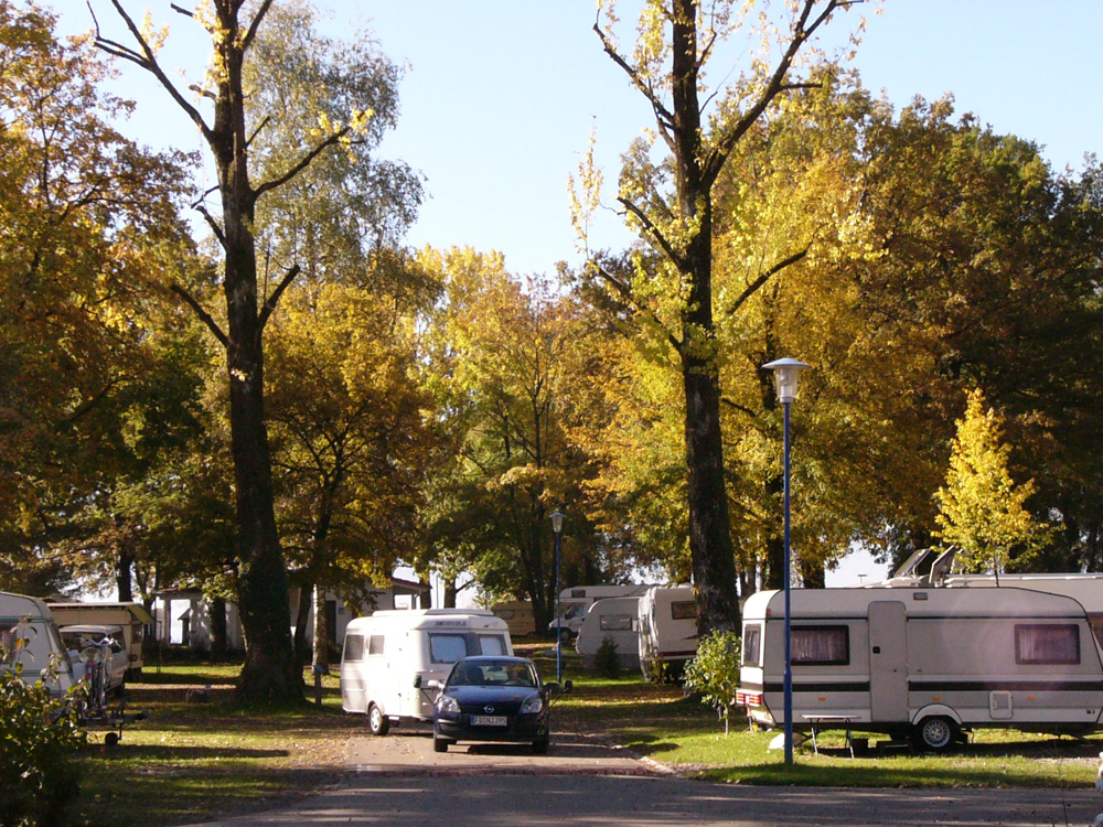 Park-Camping Lindau, Bodensee, Campingplatz