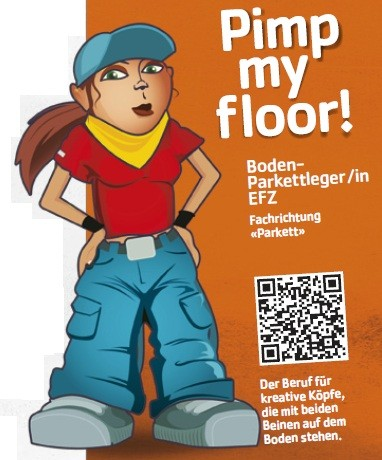 Bild: Pimp my floor!