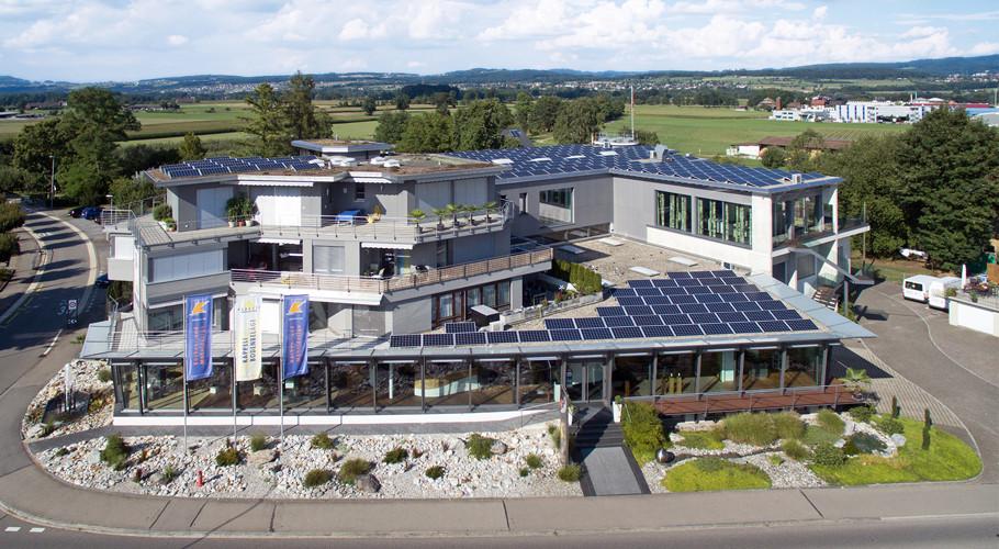Bild: Photovoltaikanlage KÄPPELI AG, Küchen- und Raumdesign, 5634 Merenschwand