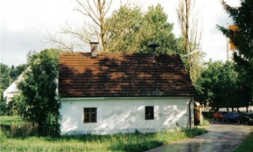 Altes Feuerwehrhaus erbaut 1882