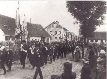 Festumzug 1924