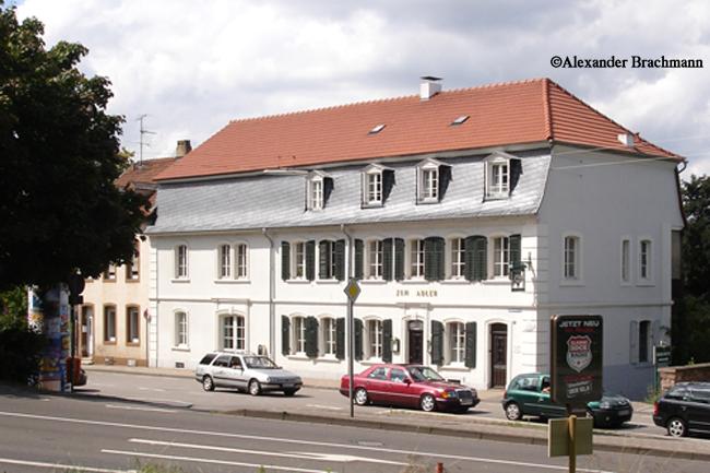 Zum Adler in Saarbrücken