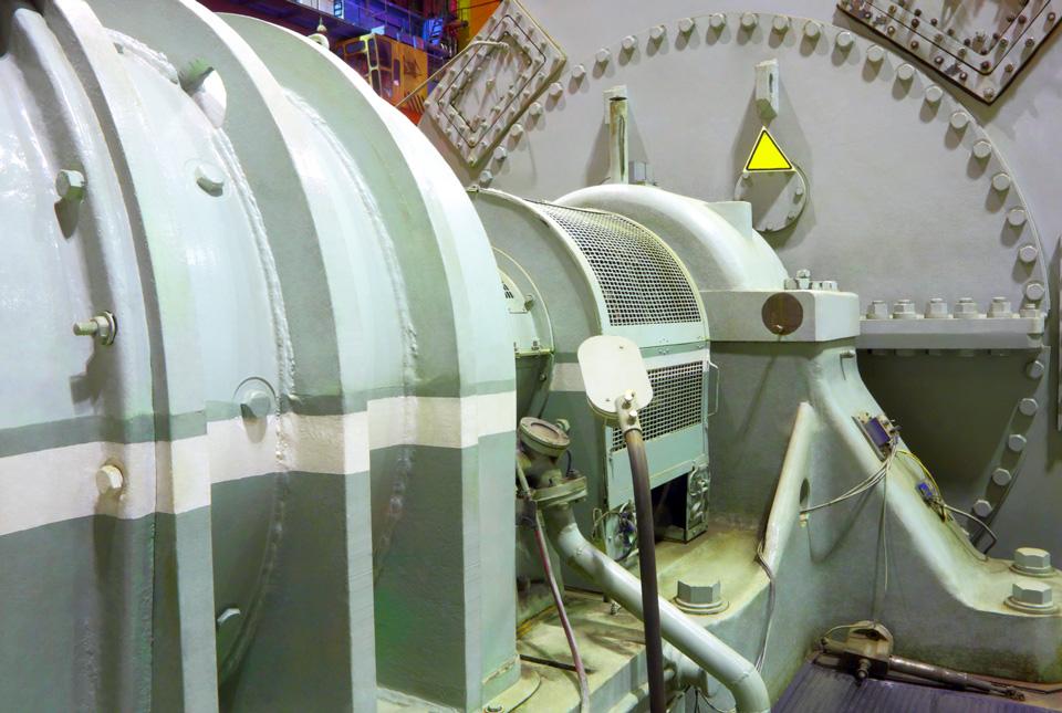 Turbinen © istock - Hramovnick