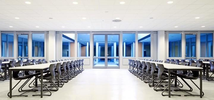 Erich-Kästner-Schule | Baunatal | Interior Design + Farb- und Materialkonzept | RSE Planungsgesellschaft mbH