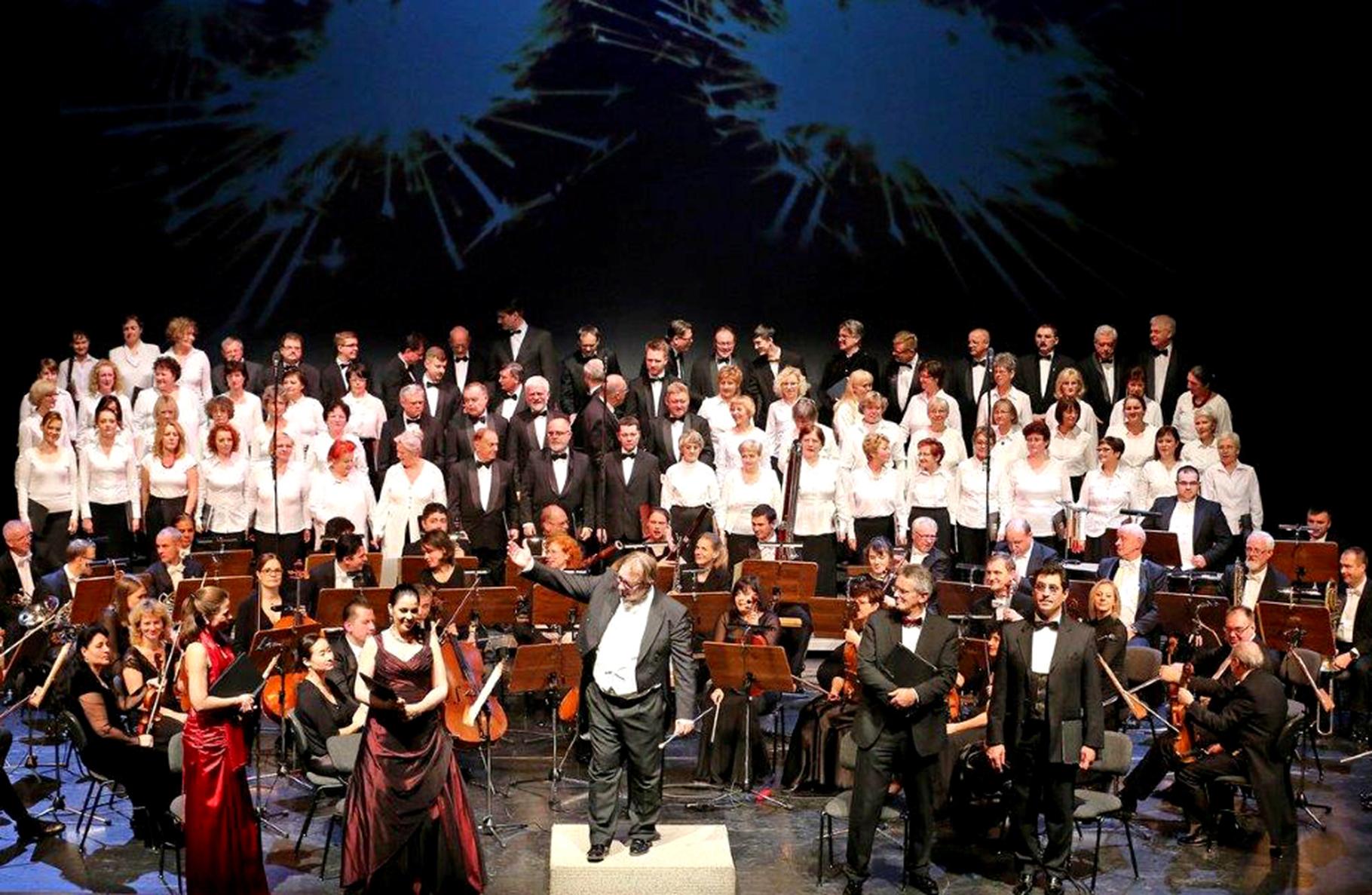 Klang ist eine lebendige Brücke vom Orchester zum Publikum