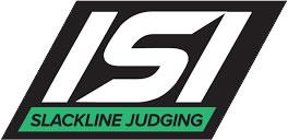 ISIスラックラインジャッジ - ISI Slackline Judging